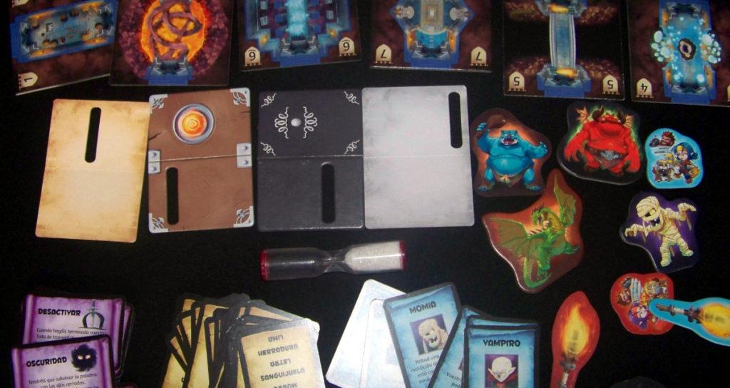 Imagen de piezas de juego de mesa
