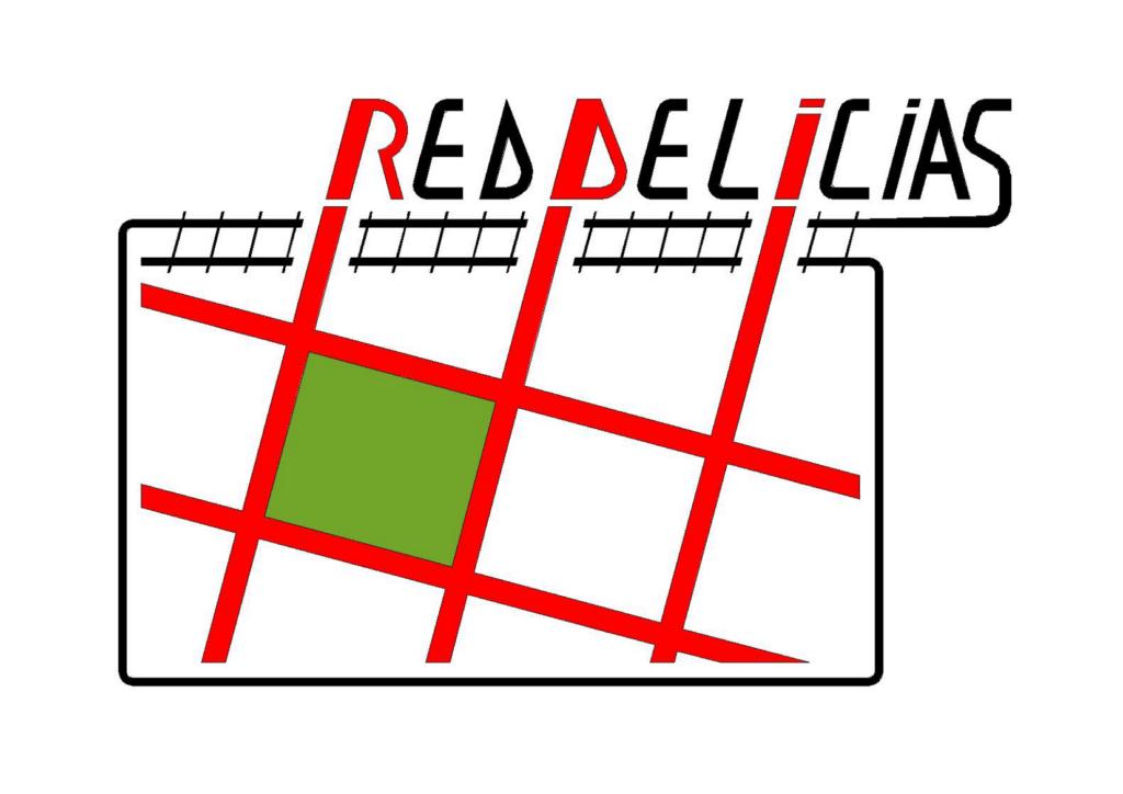 Logo de Red Delicias